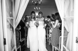 Sharon and Verity Wedding C516