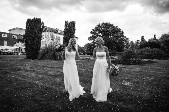 Sharon and Verity Wedding C821