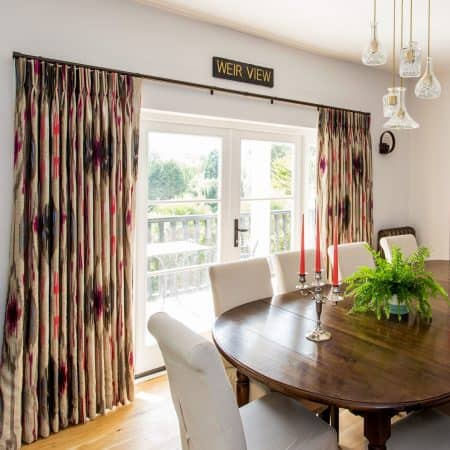 bespoke made to measure curtains