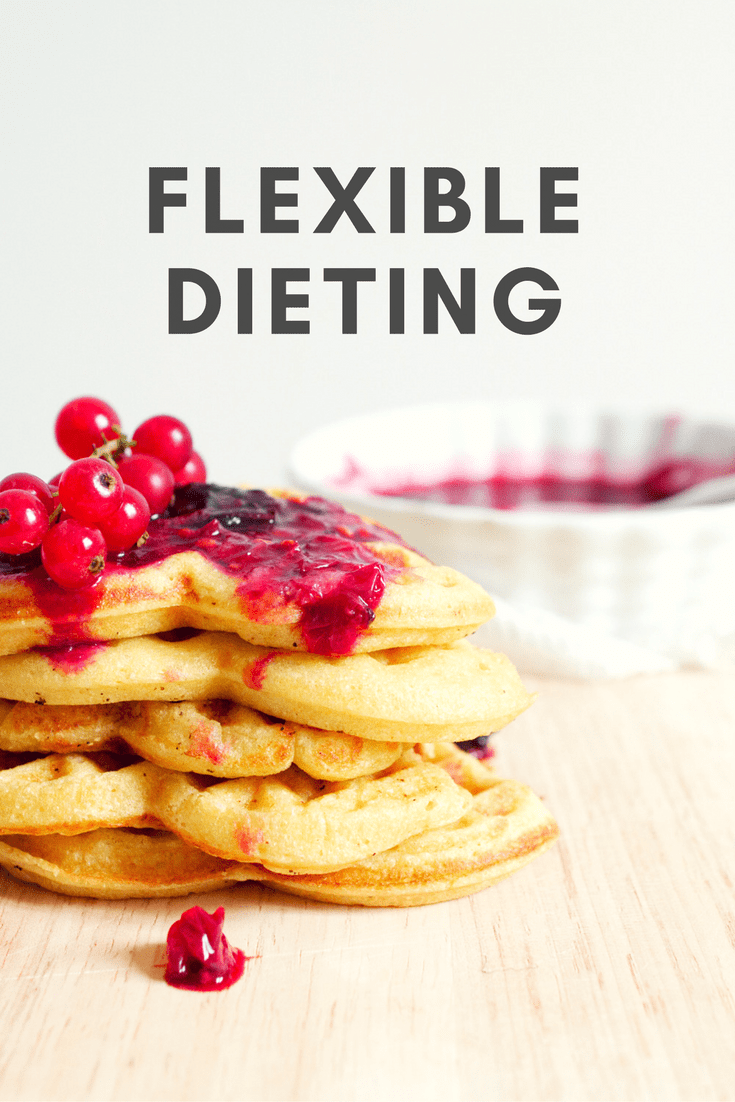 Flexible Dieting - Working Against Gravity