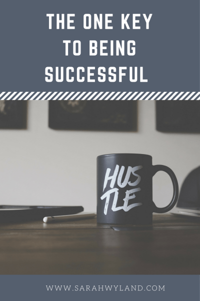 Key To Being Successful