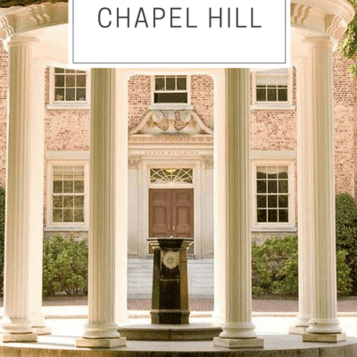 I'm Moving To Chapel Hill
