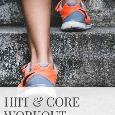 [Free] HIIT & Core Workout