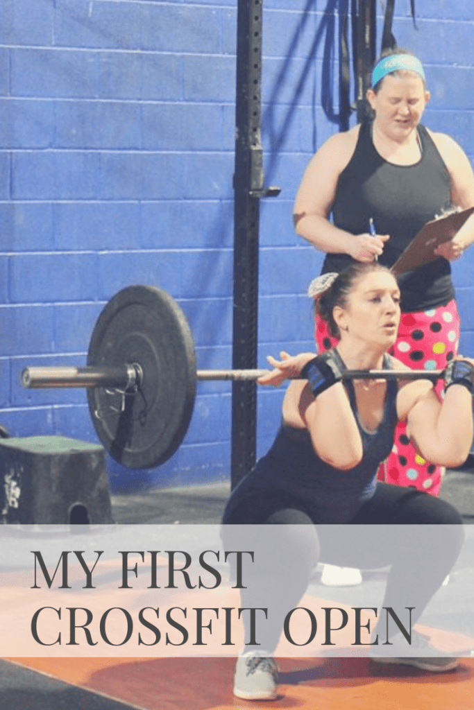 Reflecting On My First CrossFit Open | Sarah Wyland