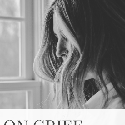 On Grief