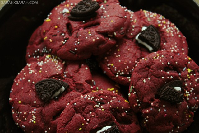 Betty Crocker Red Velvet Cake Mix Cookie Recipe