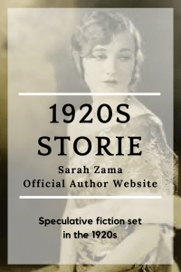 Sarah Zama Author (Historical Fantasy set in the 1920s) Sarah Zama is the author of historical fantasy stories set in the 1920s. Alternate history mixed up with Magic realism. Discover her stories.