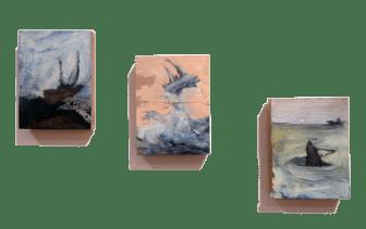 Drift Sarah Zar- abstracted vessels