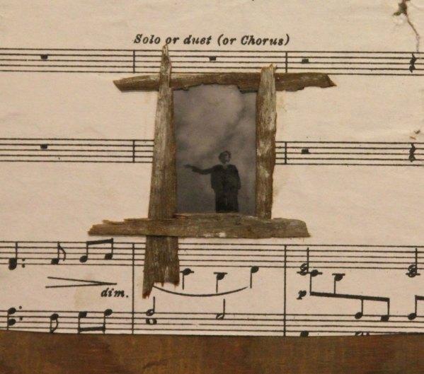 Solo or Duet -detail Sarah Zar
