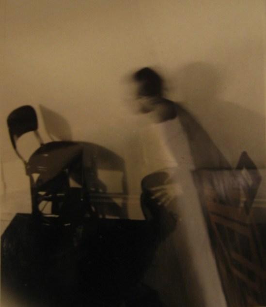Double chair gestalt, psychological portrait photography, by Sarah Zar