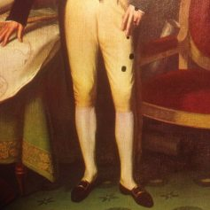 """Detail: """"James Monroe has Spotted His Pants"""""""