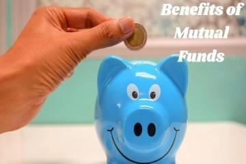 Benefits of Mutual Funds - म्युच्युअल फंडाचे फायदे