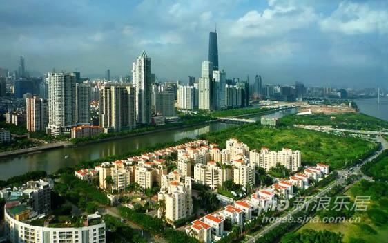 Oakwood Gold Arch Guangzhou