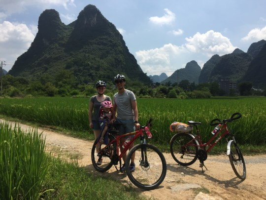 Bike Asia Yangshuo