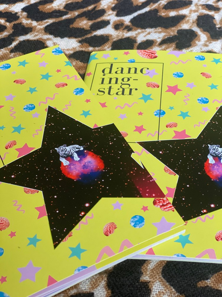 Dancing Star Zine from Sara-Jayne Kundalini