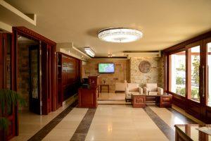 sarajevo suit hotel lobi 2