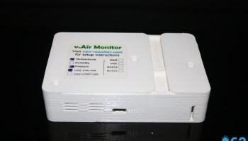 qualit dair vair monitor un objet connect original