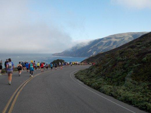 Big Sur Marathon 2013