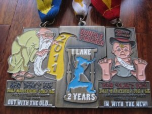 Brazen New Year Medal