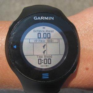garmin virtual training partner