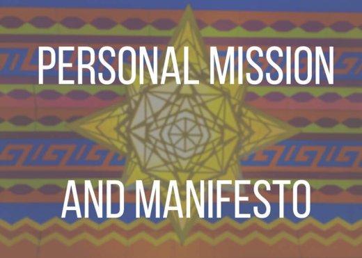 Sara Kurth Manifesto