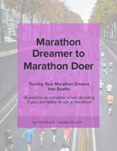 Marathon Workbook