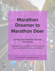 Marathon Workbook