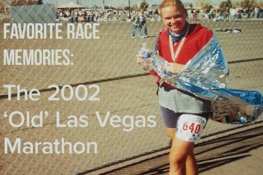 Old Vegas Marathon