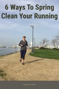 Spring Clean Your Running