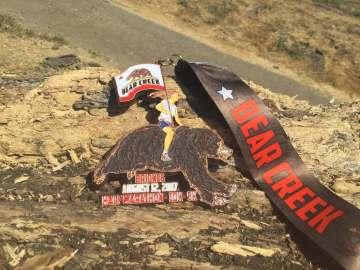 Bear Creek Trail Half Medal