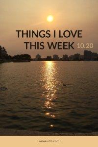 Things i love 10 20
