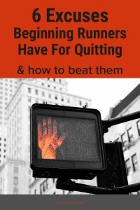 how To Not Quit Running
