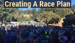 Creating A Race Plan