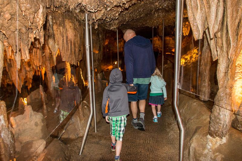 Meramec Caverns Cave tour