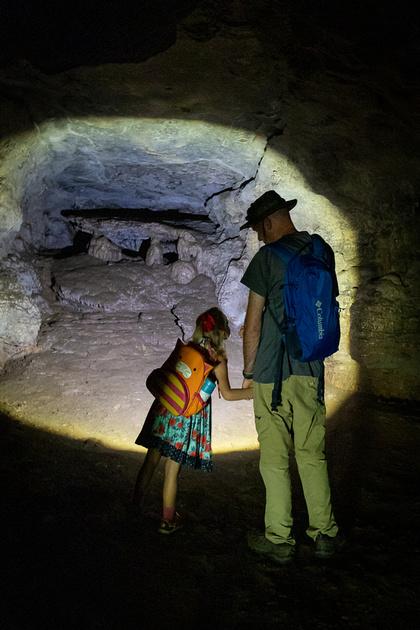 Meramec State Park Indian Cave