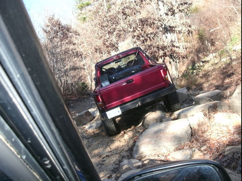Sara L.: 12th Off-Road Trip Flat Nasty 11-17-12 &emdash;