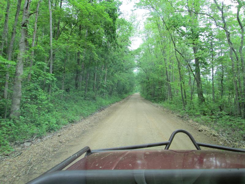 Sara L.: 17th Off-Road Trip SMORR 2013 Jeep Jam &emdash;