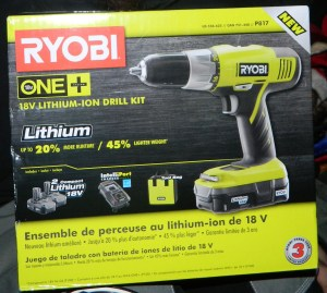 RYOBI product