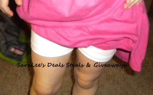 Sparkle Farms Bloomer Shorts
