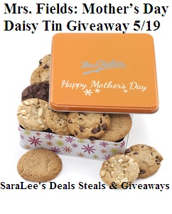 Mother's Day Daisy Tin Review  Giveaway