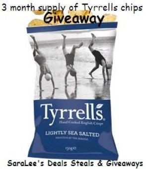 Tyrrells Chips