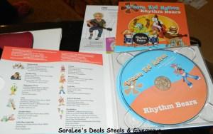 Inside the CD