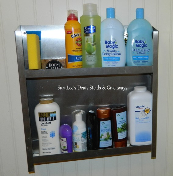 My full shelf