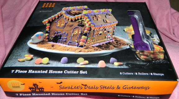 Sweet Creations by Good Cook haunted house