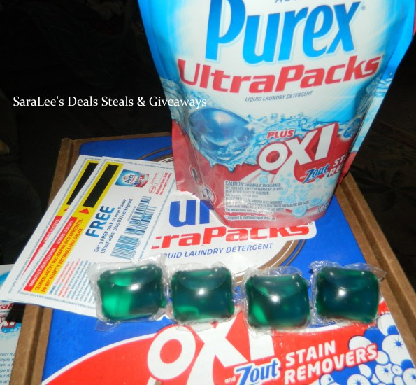 Purex UltraPacks plus Oxi