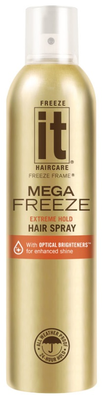 It Hair Care Mega Freeze Hair Spray