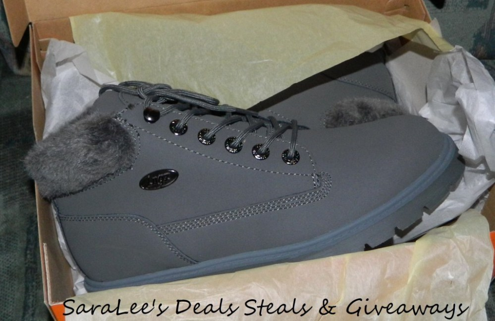 Lugz: Drifter with Fur Boots (2/4)