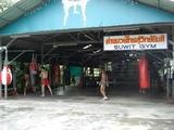 Muay Thai gyms