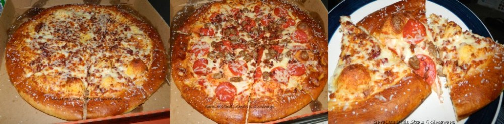 Little Caesars Soft Pretzel Crust Pizza (2/5)