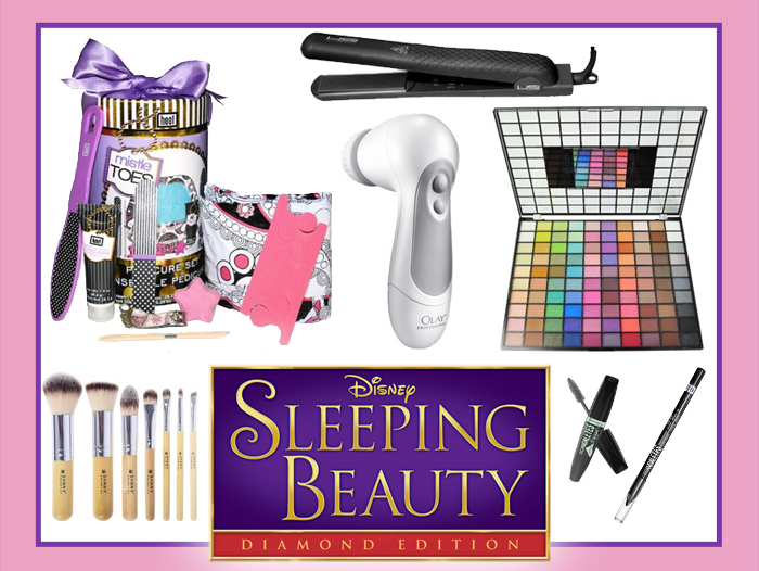 Sleeping Beauty Diamond Edition Beauty Prize Pack Giveaway 10/14 (1/3)